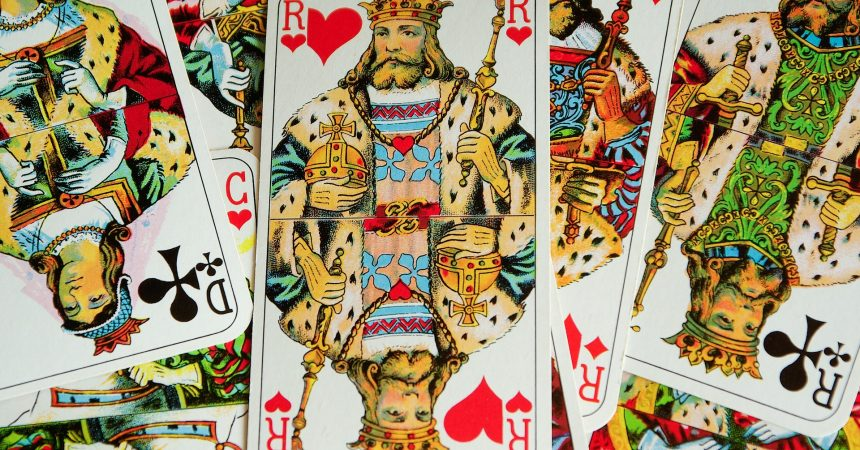 Gifts for card players header image
